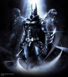 Square Enix Batman, Green Lantern, & Wonder Woman