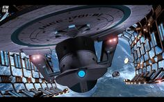Star Trek...USS Enterprise NCC-1701-B