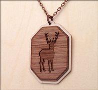 Woodland Jewelry - Dearie