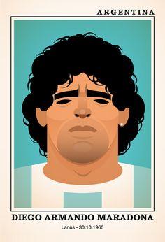 Diego Maradona ~ Soccer