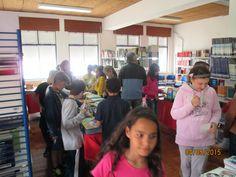 6ºC - alunos da professora D.T. Teresa Abranches - 2ºciclo da EB Pedro Nunes, Alcácer do Sal