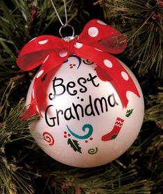 Best Grandparent Ornaments