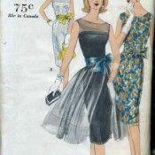 1960s Wedding Dress Design Inspiration
