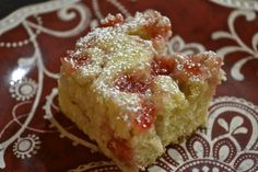 """""""Point-less"""" Meals: Cream Cheese Strawberry Coffee Cake"""