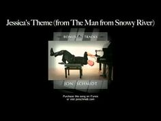 Jon Schmidt (The Piano Guys) - Jessica's Theme - the Man from Snowy River :)