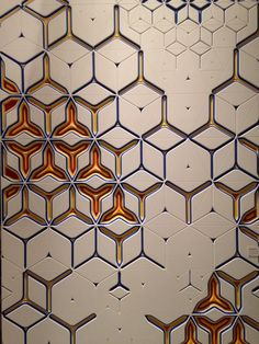 Design presentation architecture presents 38 Ideas for 2019 Parametrisches Design, Wall Design, Pattern Design, 3d Pattern, Hexagon Pattern, Design Room, Milwaukee, Wall Patterns, Textures Patterns