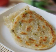 This is one of my favorite recipes to try with kids.  via Simple Chinese Food Recipes: Green onion pancake