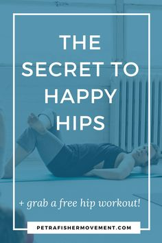 Hacking your hip stretches so they get into your hips and not just your low back.