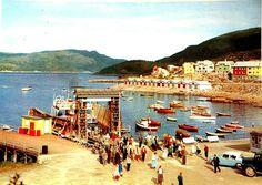 Nordland fylke Narvik fergestedet Vassvik Utg Aune Brukt 1959
