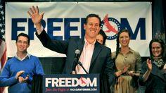 66 #prezpix #prezpixrs election 2012 candidate: Rick Santorum publication: abc news photographer: AP Photo publication date: 3/21/12