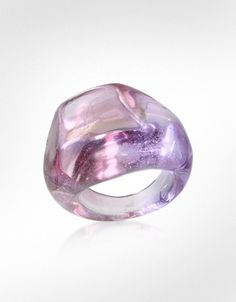 Antica Murrina Sparkle - Murano Glass Ring