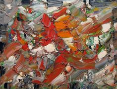 Exposition Art Blog: Abstract Expressionism Art William Ronald