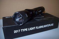 New model 2017 RD Torch Police Self-defense Electric Shock LED Flashlight #niemarkowe
