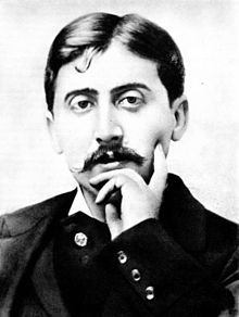 Valentin Louis Georges Eugène Marcel Proust, né le 10 Jillet 1871, décédé le 18 Novembre 1922, écrivain, à passé une partie de son enfance à Combray - Eure et Loir