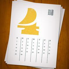 Hey, diesen tollen Etsy-Artikel fand ich bei http://www.etsy.com/listing/79721672/printable-calendar-set-eames-instant