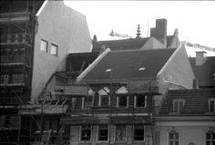 Berlin, Häuser nahe der Gertraudenbrücke (April 1976)