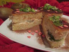 In Cucina Con Amore & Fantasia: Tortino di kiwi