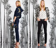 Los Angeles Fashion Shows 2014   designer denim jeans fashion season collections campaigns and ...