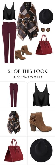 """""""Fall Collection 2016"""" by rebeca-frausto on Polyvore featuring Chicwish, Steve Madden, Mansur Gavriel y STELLA McCARTNEY"""
