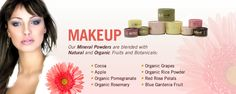 So far the best organic makeup I've found - in theory anyway! Will be testing it soon and will keep you posted :)