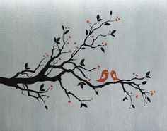 Hey, I found this really awesome Etsy listing at http://www.etsy.com/listing/128904822/heart-tree-love-birds-uber-decals-wall