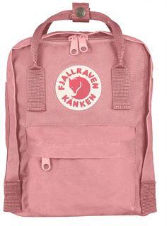 Fjällräven Kånken mini backpack - pink