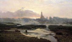 Утро Серафимо-Дивеевской Лавры
