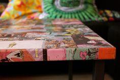 Sohvapöytä DIY / - Ei beigeä | Lily.fi