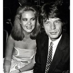 #TBT || Lots of laughs and good times with @MickJagger @Life