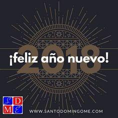 Feliz Año Nuevo de SantoDomingoME. Todo lo mejor para 2018!www.santodomingome.com #santodomingo #rd #republicadominicana #newyearseve #newyear #santodomingord #añonuevo #dominicanrepublic #dominicana #party #fiesta #dominicanalotienetodo #dominicanhasitall