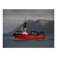 Erla N, Crab Boat in Dutch Harbor, Alaska