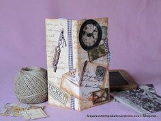"carnet répertoire ""vintage"" http://www.lespassetempsdalexandrine.com/"
