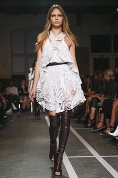 Givenchy Ready To Wear Spring Summer 2015 Paris - NOWFASHION