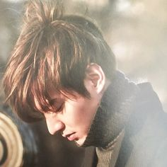 "Lee Min Ho, ""Here"" photobook. Asian Actors, Korean Actors, Lee Min Ho Wallpaper Iphone, Park Hyun Sik, Le Min Hoo, Jun Matsumoto, Legend Of Blue Sea, Lee Min Ho Kdrama, Lee Min Ho Photos"