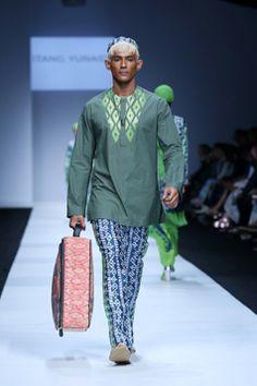 #ExoticJourney Men's Wear Collection by Itang Yunasz | Jakarta Fashion Week 2015