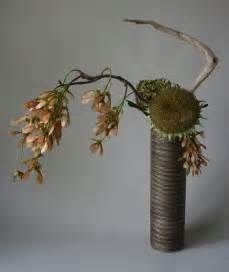 End of summer ikebana | With the execption of the ...