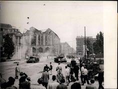 Berlin-Mitte 17.Juni 1953 Volksaufstand auf dem Leipzigerplatz