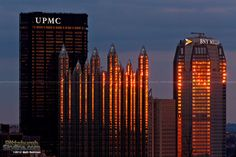UPMC, US Steel, BNY Mellon
