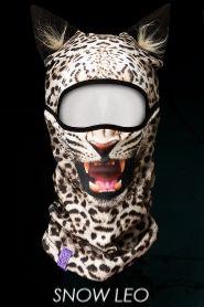 alfa snow leo - Teya Salat. Winter accessories head bandana.