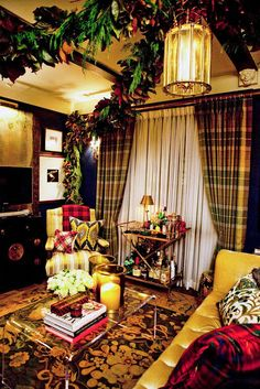 Beaux Mondes Designs: Cabin Inspiration II..Scot Meacham Wood