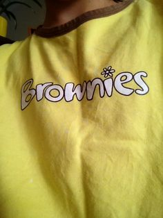 This is a brownies top