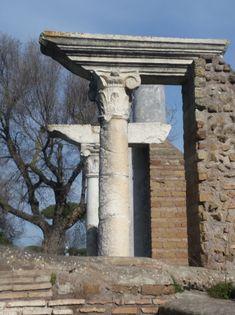 La sinagoga di Ostia antica – Generazione di archeologi Outdoor Decor, Home Decor, Rome, Decoration Home, Room Decor, Interior Decorating