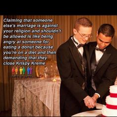 Gay marriage