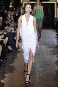 Stella McCartney RTW Spring 2013 - Runway, Fashion Week, Reviews and Slideshows - WWD.com