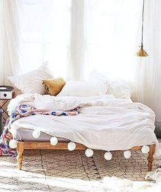 Boho Chic Interior Design - Bohemian Bedroom Design - Josh and Derek Bedroom Inspo, Home Bedroom, Bedroom Decor, Bedroom Ideas, Bedroom Inspiration, Gypsy Bedroom, Headboard Ideas, Design Bedroom, Master Bedroom