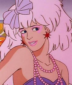 Jem's taking her big hair to the big screen.