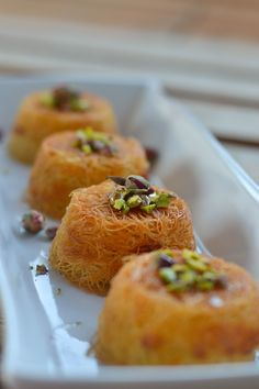Arabic cream (gaimar / keshta / clotted cream) Archives - Dates with Lara Greek Sweets, Greek Desserts, Party Desserts, Greek Recipes, Arabic Recipes, Lebanese Desserts, Lebanese Recipes, Knafeh Recipe Lebanese, Arabic Dessert