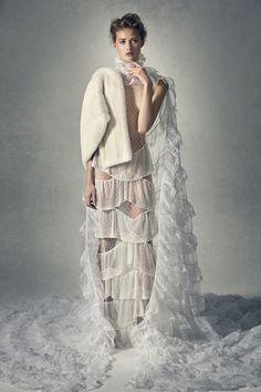 Νυφικά Celia Kritharioti | Autumn-Winter 2018