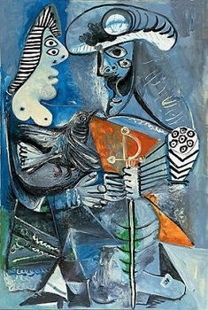 late Picasso work