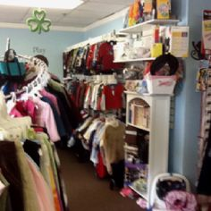 My favorite children's consignment store Bear-ly Used Consignments, Lakeville, Ma
